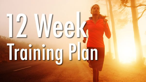 12 Week Half Marathon Training Schedule For Beginner Runners
