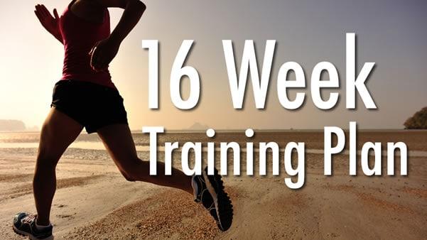 16-Week Half Marathon Training Schedule – HalfMarathons.Net