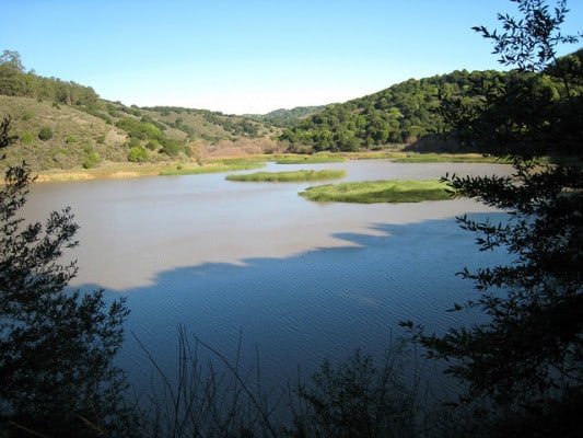 Lake Chabot. (Photo by sfbaywalk/flickr)