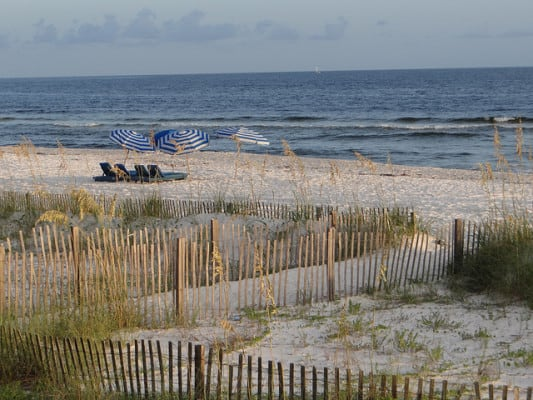 A view of the shore at Panama City Beach, Fla. (Photo by Shannon/flickr)