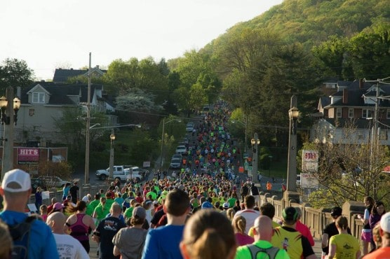 Courtesy Foot Levelers Blue Ridge Marathon & Half Marathon