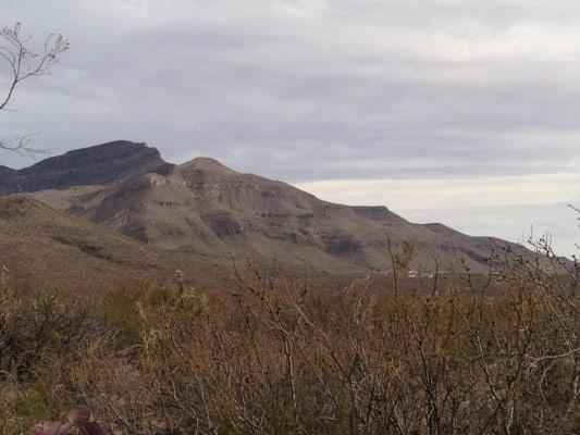 "The ""lady of the mountain."" (Photo courtesy Lady of the Mountain Half Marathon)"