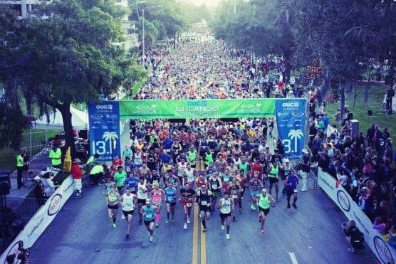 Courtesy OUC Orlando Half Marathon
