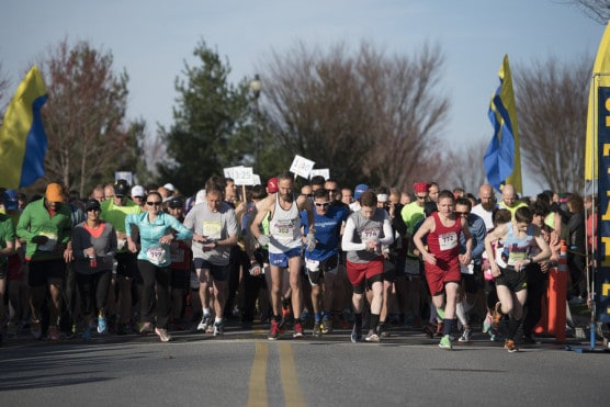 Photo courtesy Garden Spot Village Marathon & Half Marathon.