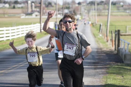 Photo courtesy Garden Spot Village Marathon & Half Marathon.