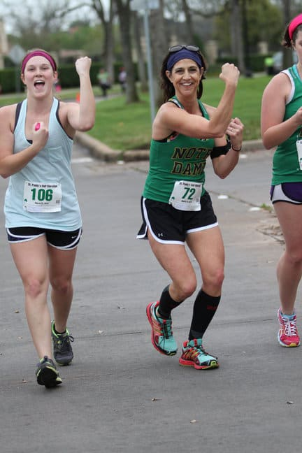Photo courtesy Memorial Hermann Sugar Land Half Marathon.