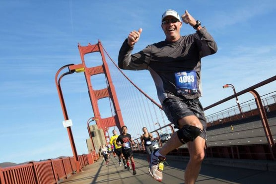 Courtesy Golden Gate Half Marathon
