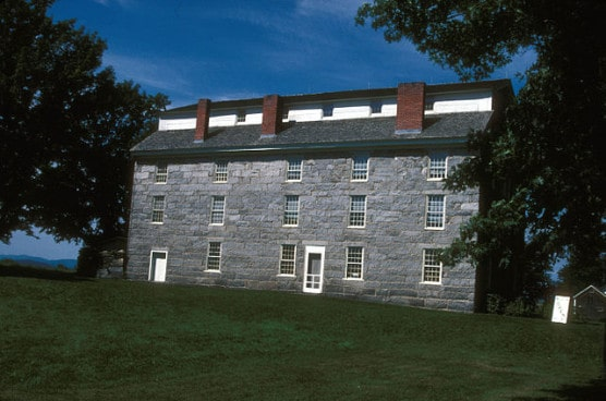 The Old Stone House in Brownington, Vermont. (Photo by Wikimedia Commons)