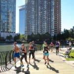 7 Scenic Photos of New Jersey's Newport Liberty Half Marathon Thumbnail
