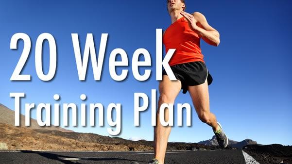 20-Week Half Marathon Training Schedule – HalfMarathons Net