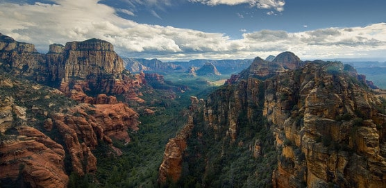 Canyon country near Sedona, Ariz. (Photo by Daniel Weinand/flickr)