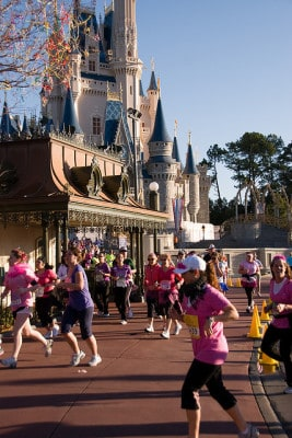 The 2010 Disney Princess Half Marathon. (Photo by Misti Guertin/flickr)