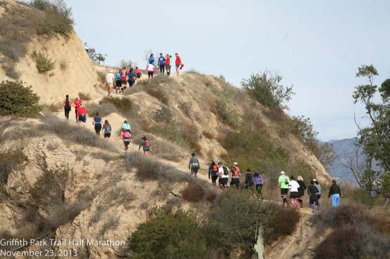 Courtesy Griffith Park Trail Runs and Alex Alcantar/AlcantarPhoto.com