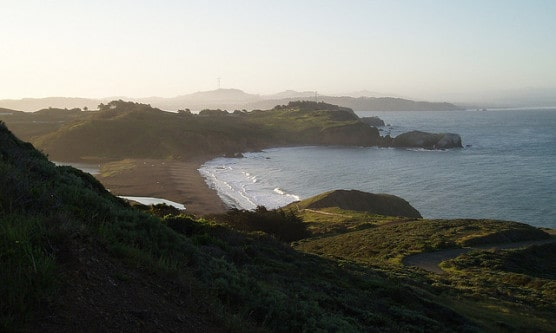 View from the Coastal Trail in the Golden Gate National Recreation Area. (Photo by Tom Hilton/flickr)
