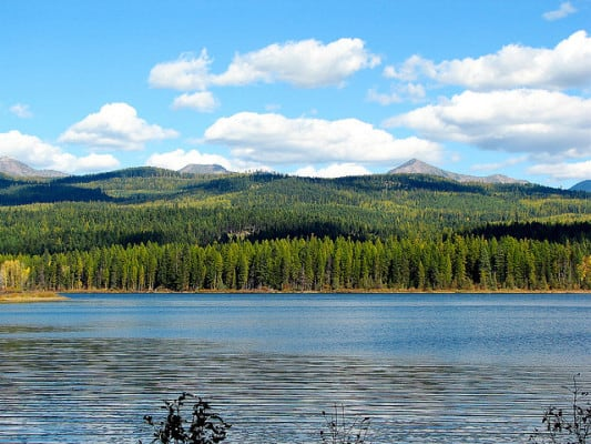 Seeley Lake, Montana. (Photo by Bitterroot/flickr)