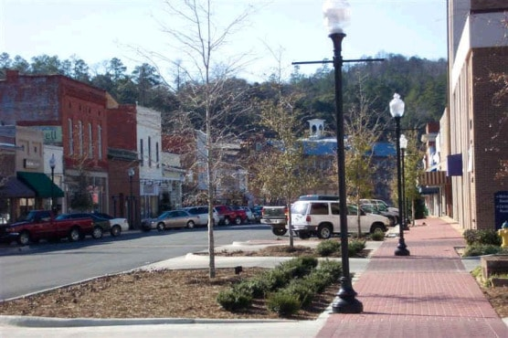 Downtown Prattville, Ala. (Photo by Wikimedia)