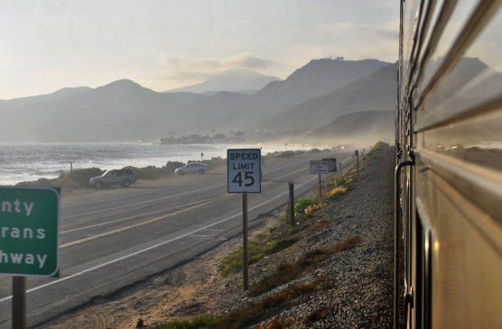 The Pacific Coast Highway near Ventura, Calif. (Photo by Loco Steve/flickr)