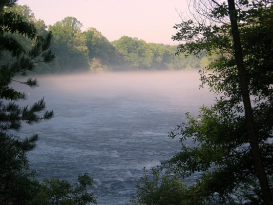 A view of the Chattahoochee River just outside Atlanta, Ga. (Photo by Beth Scupham/flickr)
