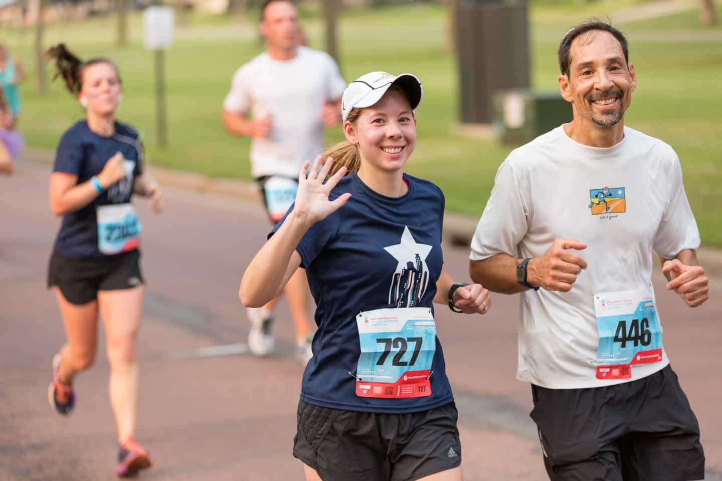 2019 Red, White & Boom! TC Half Marathon & Relay in ... - photo#1