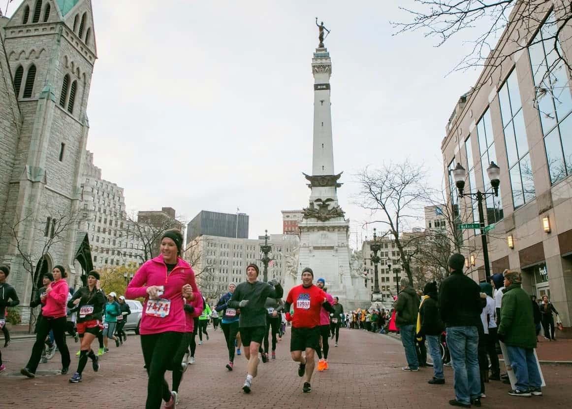 World Population By Race >> 2018 Indianapolis Monumental Marathon, Half Marathon & 5K ...