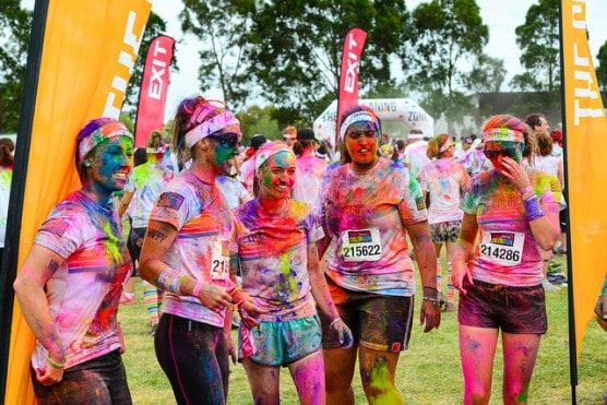 The Color Run 2020.2020 Hospice Half Marathon In Valdosta Ga
