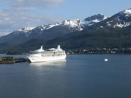 A view of Douglas Island, Alaska. (Photo by World Island Info/flickr)