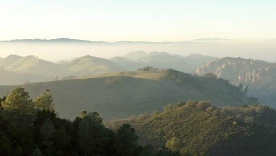 Diablo Foothills Regional Park in Danville, California. (Photo by Miguel Vieira/flickr)
