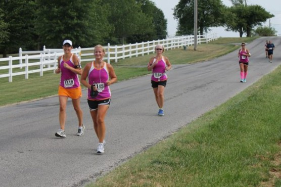 Photo courtesy Lucky 13.1 Half Marathon.