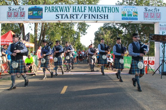 Photo courtesy American River Parkway Half Marathon.