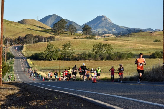 Photo courtesy San Luis Obispo Marathon & Half Marathon.