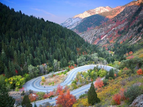 Image Result For Big Cottonwood Canyon Map