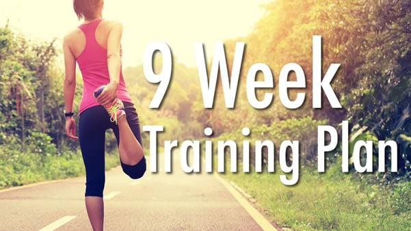 8 week marathon training plan pdf