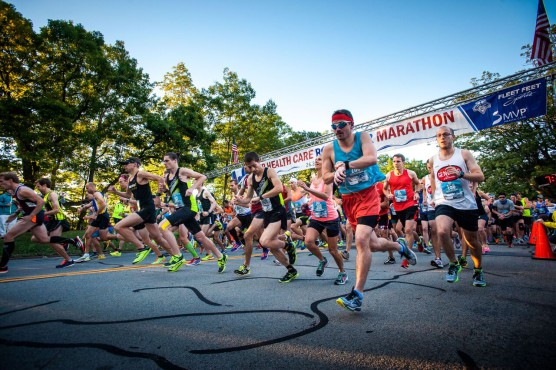 Photo courtesy Rochester Marathon & Half Marathon.