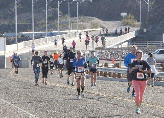 Courtesy Laughlin/Bullhead Half Marathon