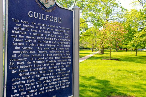 Guilford Green in Guilford, Conn. (Photo by Good Streets/flickr)