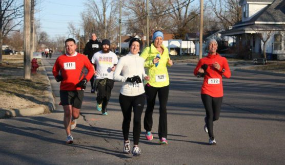 Courtesy Heart of the Ozarks Half Marathon