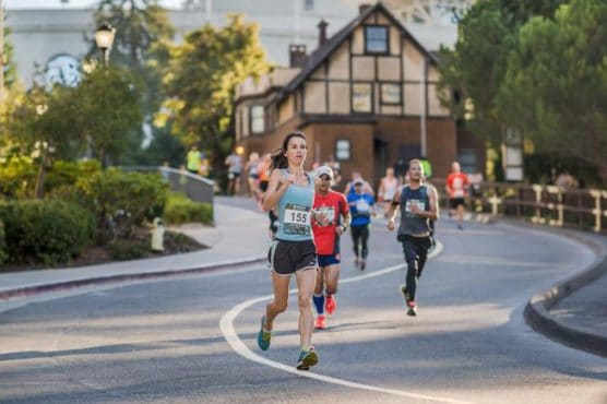 Courtesy Berkeley Half Marathon