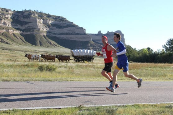2019 Monument Marathon, Half Marathon & 5K in Scottsbluff, NE