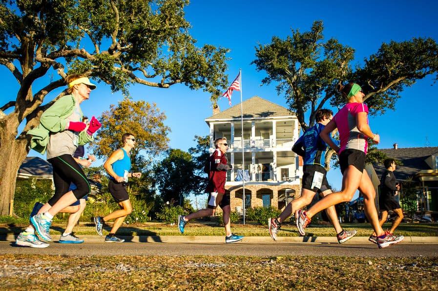 2020 Mississippi Gulf Coast Marathon Half Marathon 5k In