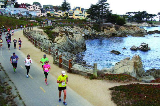 Big Sur Half Marathon Elevation Map.2019 Monterey Bay Half Marathon In Monterey Ca
