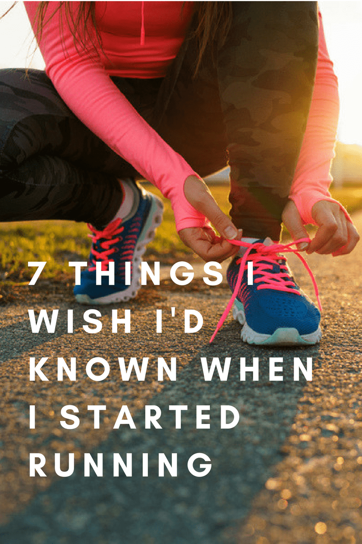 When I first started running, I thought you needed to run everything fast to get faster. I thought you had to run a lot, and love it all of the time. Now I know that isn't true at all.