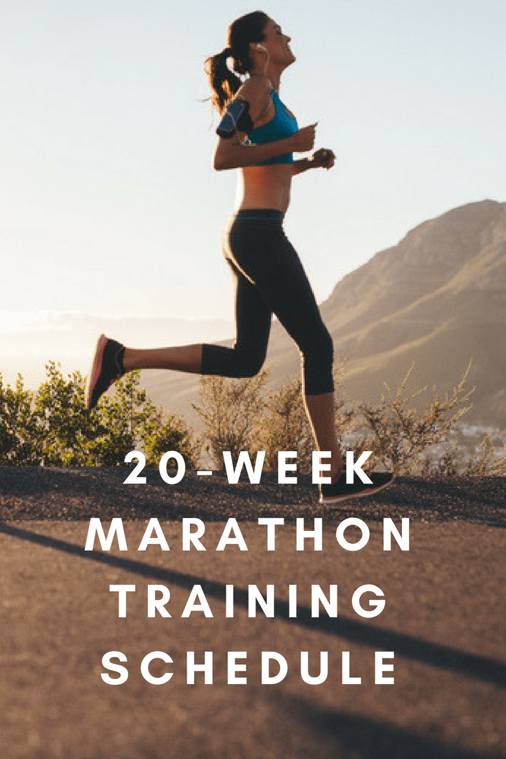 The 5-month training plan for experienced runners who've taken some time off and are ready to make a