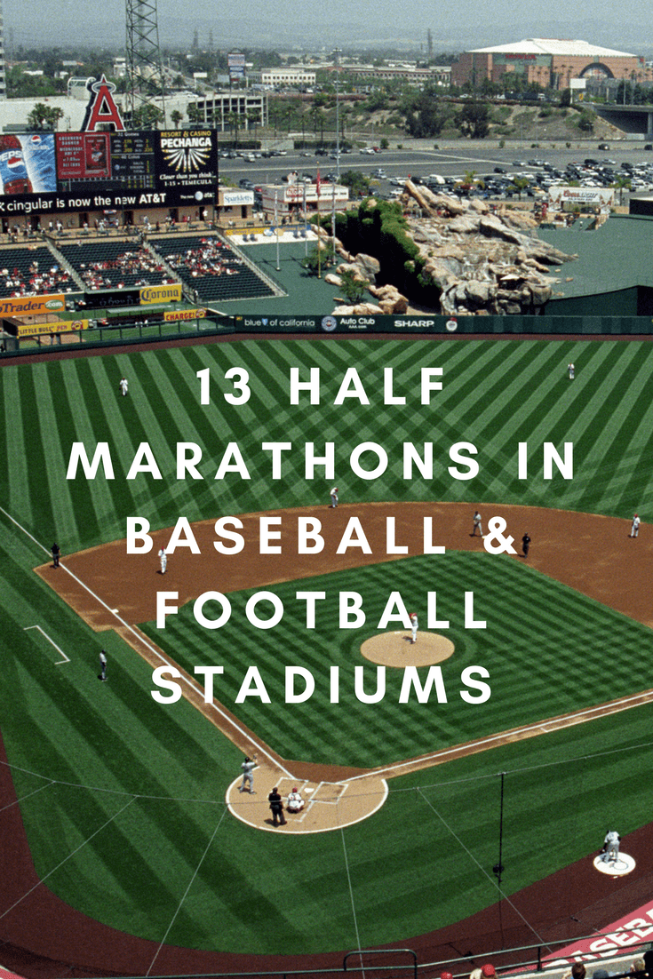 From San Francisco's AT&T Park to Milwaukee's Miller Park and Tennesee's Neyland Stadium, amazing runs inside some of the USA's most renowned athletic stadiums.