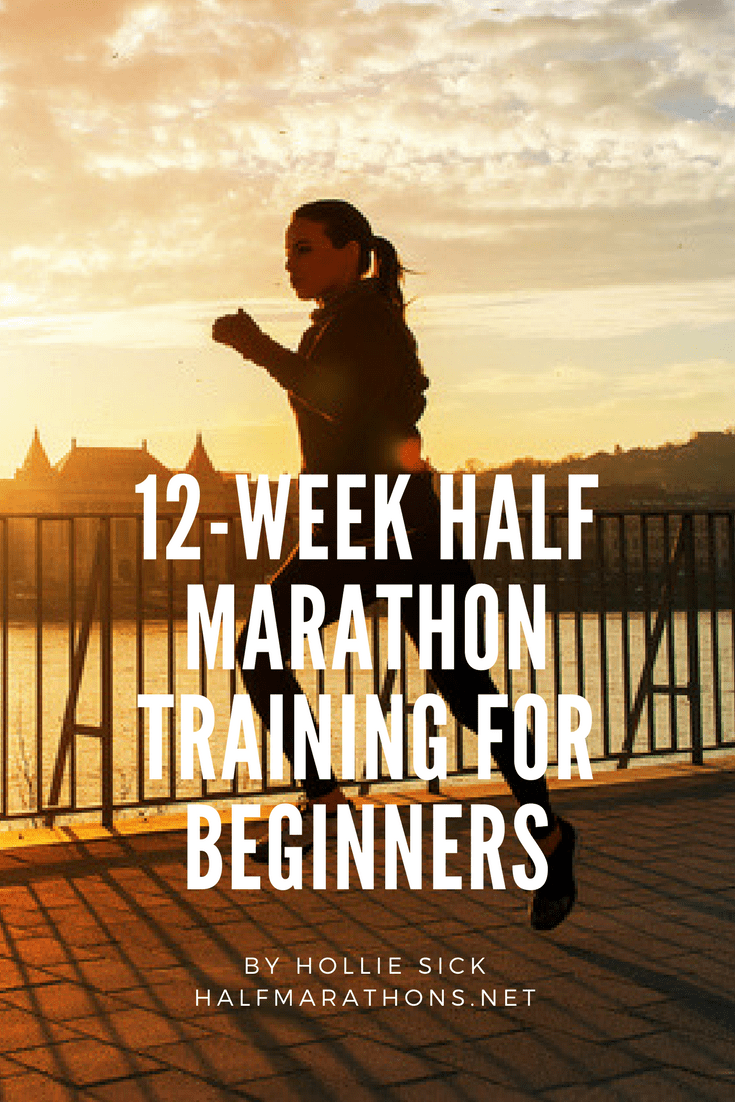 With a little bit of time, patience, but definitely no luck, anyone from a veteran runner to a new runner can train and work up to a half marathon.