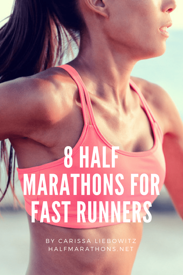 When you're ready to run for your fastest time, try one of these races on fast and flat courses that have seen some of the fastest finishing times of any half marathon in America in recent years.