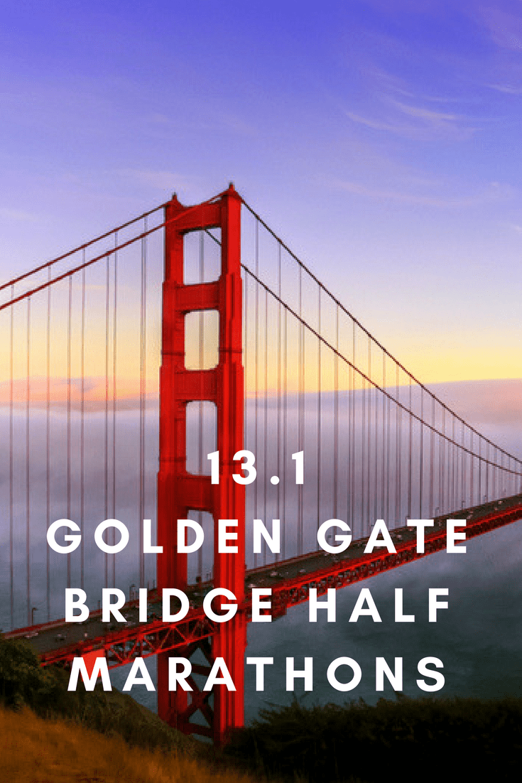 Races that run across and around San Francisco's iconic bridge, including some stunningly gorgeous (and seriously challenging) races in Golden Gate National Recreation Area.