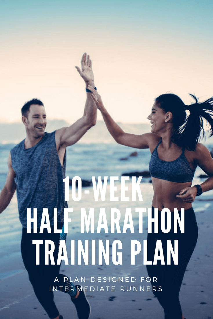 If you have more than two but less than three months to train for your next half marathon, this 10-week training plan might be the perfect fit.
