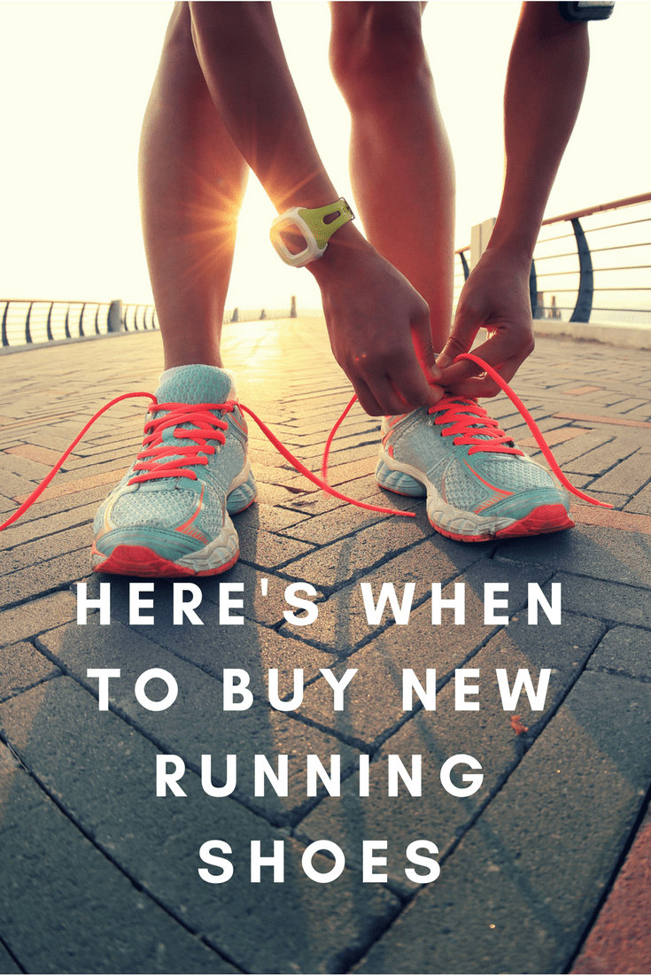 Many a runner has been schooled on a certain mileage = time for new running shoes. But the answer depends on how (and how often) you run in them.