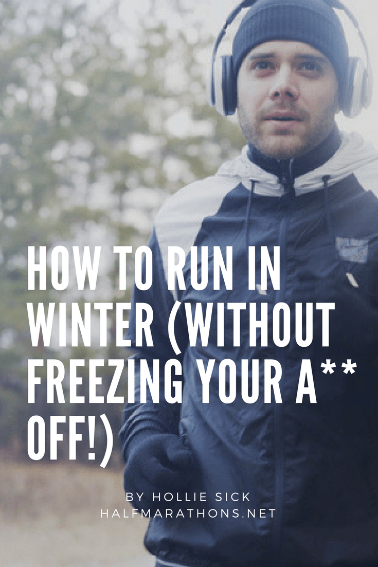 You may enjoy it more, but spring race times and goals aren't achieved by taking the winter off. To run well in the spring, you must run during the winter.