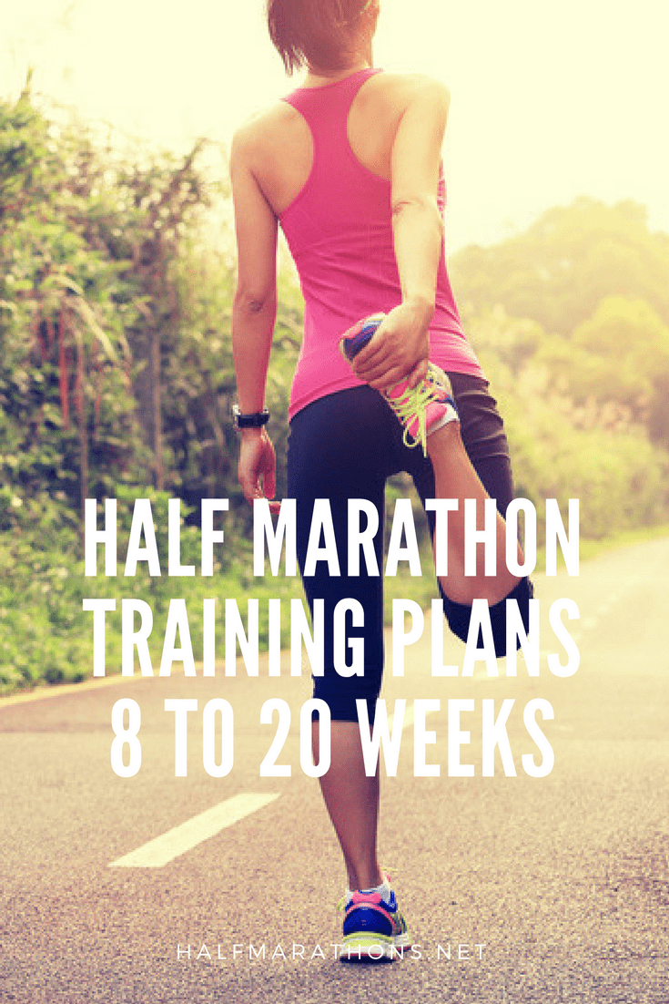 From two months to five months, half marathon training plans designed for everyone from beginning to experienced runners, and for every lifestyle.